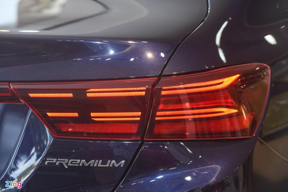 Chi tiết Kia K3 Premium giá 659 triệu đồng - ảnh 8