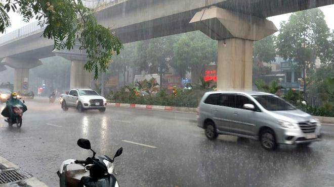 Bão số 8 suy yếu thành áp thấp nhiệt đới - ảnh 2