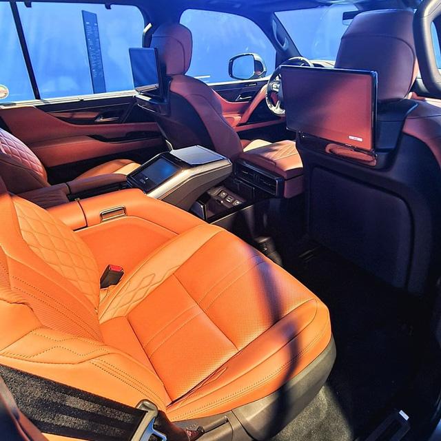 Ảnh thực tế đầu tiên của Lexus LX 600 2022: Đẹp và hầm hố hơn quảng cáo, sẽ về nước phục vụ đại gia Việt - ảnh 9