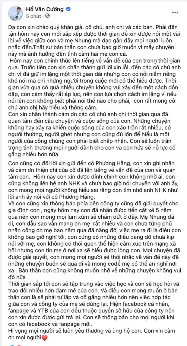 Khi các ca sĩ rời công ty quản lý của ba mẹ nuôi: Phương Mỹ Chi êm đẹp với Quang Lê, 2 người con nuôi của cố NS Phi Nhung đối lập hoàn toàn - ảnh 22