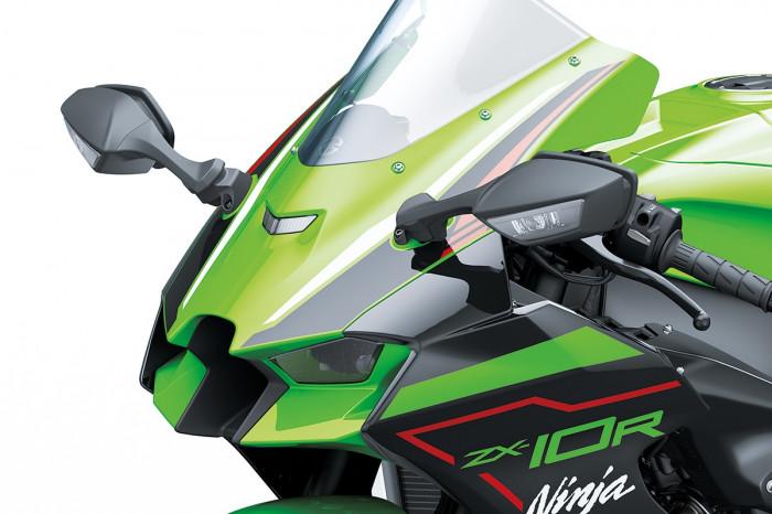 Mô tô thể thao Kawasaki Ninja ZX-6R 2022 ra mắt, giá 239 triệu đồng - ảnh 12