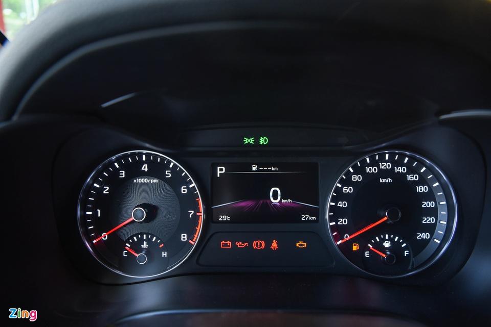 Chi tiết Kia K3 Premium giá 659 triệu đồng - ảnh 13
