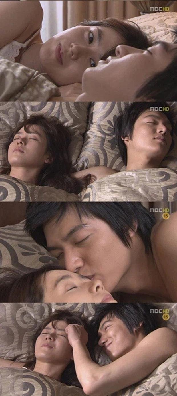 Son Ye Jin - Lee Min Ho từng có cảnh giường chiếu nóng bỏng mắt, Hyun Bin xem lại chắc tức phát điên - ảnh 4