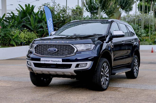 Giá xe Ford Everest lăn bánh tháng 10/2021 - ảnh 4