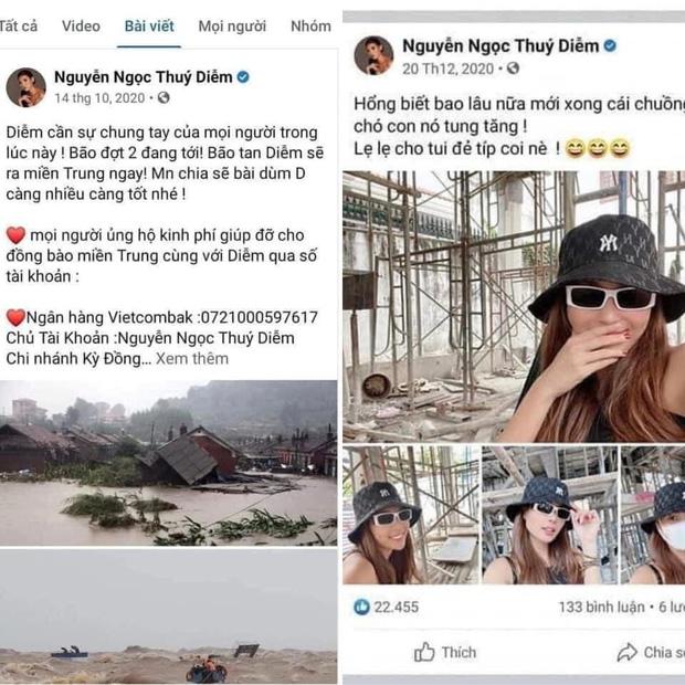 Netizen khui vợ chồng Thuý Diễm xây nhà sau 2 tháng kêu gọi từ thiện giữa ồn ào nhưng thực hư thế nào? - ảnh 1