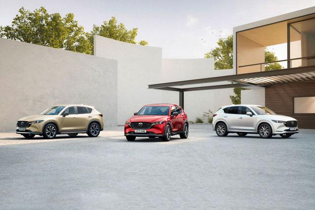 Mazda CX-5 2022 ra mắt tại Thái Lan, chờ ngày về Việt Nam - ảnh 5