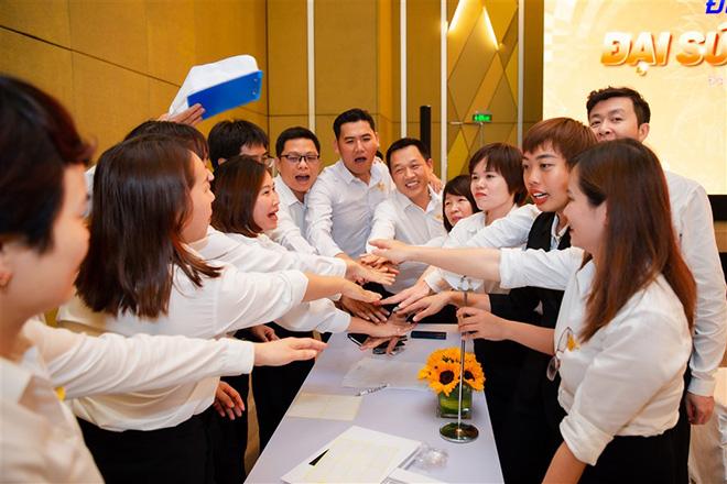 """Sun Group lần thứ 2 đạt giải thưởng """"Nơi làm việc tốt nhất châu Á"""" - ảnh 3"""