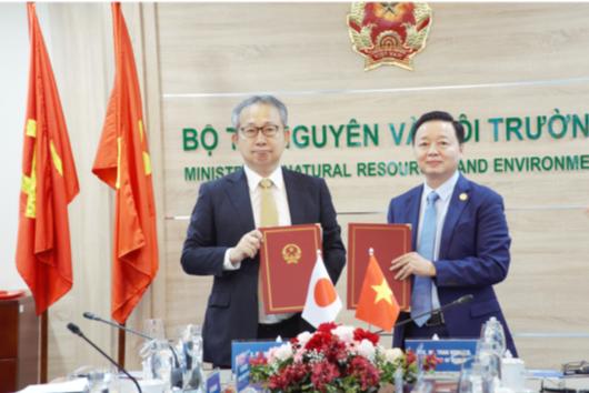 Việt Nam, Nhật Bản hợp tác về tăng trưởng carbon thấp - ảnh 1