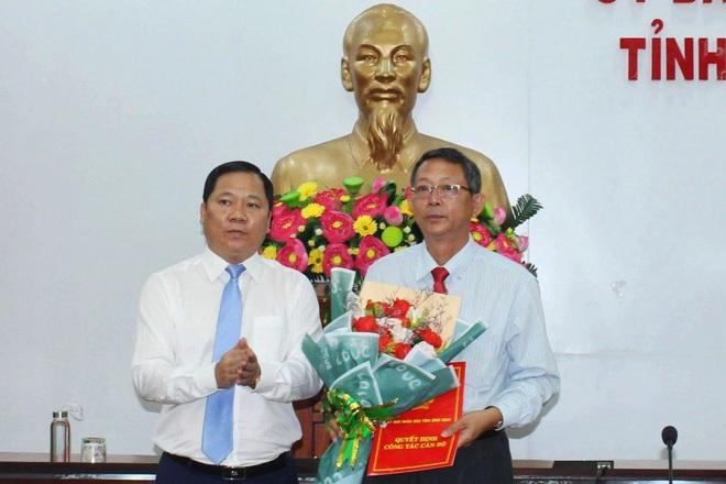 Bình Định có tân Giám đốc Sở Du lịch thay giám đốc mất chức do chơi golf - ảnh 1