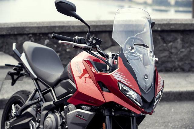Chi tiết Triumph Tiger Sport 660 2022 vừa ra mắt tại Việt Nam, giá 299,9 triệu - ảnh 4