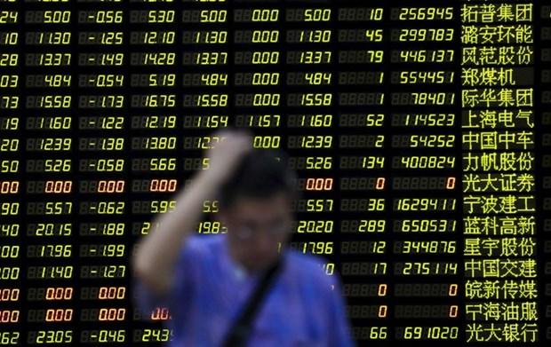 Giá cổ phiếu của các công ty bất động sản Trung Quốc tiếp tục giảm - ảnh 1