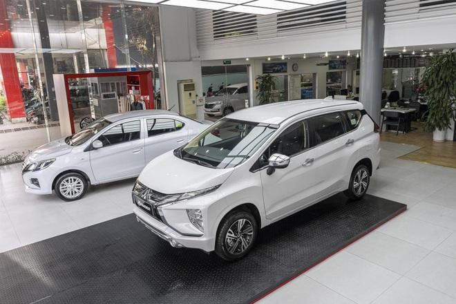 Xpander ''biến mất'' khỏi top xe bán chạy, doanh số thua Suzuki XL7 - ảnh 1