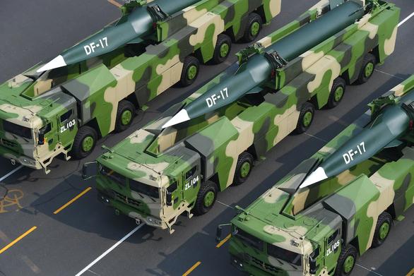 Nhóm giáo sư Trung Quốc muốn giao tên lửa cho trí tuệ nhân tạo điều khiển - ảnh 1