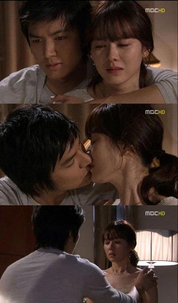 Son Ye Jin - Lee Min Ho từng có cảnh giường chiếu nóng bỏng mắt, Hyun Bin xem lại chắc tức phát điên - ảnh 2