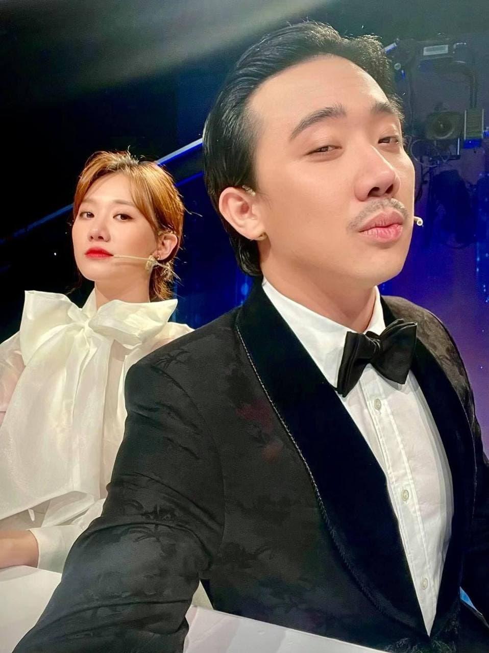 """Netizen bàn tán bộ râu của Trấn Thành tại Rap Việt: Trông như """"bác râu kẽm"""" trong Conan! - ảnh 4"""