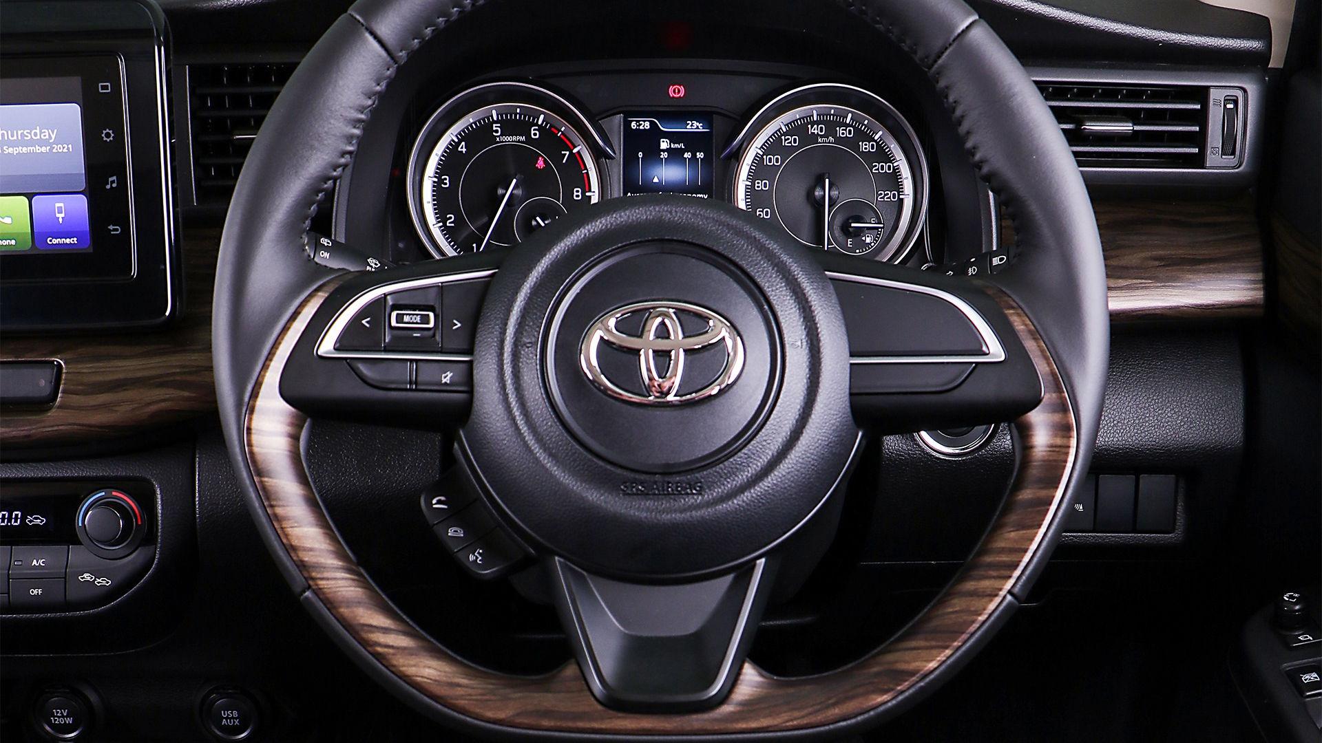 Toyota giới thiệu xe 7 chỗ mới tại Nam Phi - ảnh 4