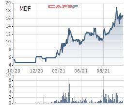 Gỗ MDF VRG Quảng Trị (MDF) báo lãi quý 3 tăng 66%, lợi nhuận 9 tháng cao gấp hơn 2 lần kế hoạch năm - ảnh 2