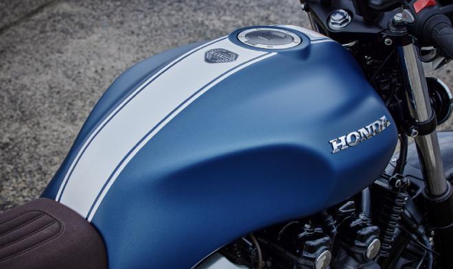 Phát mê siêu phẩm 2022 Honda CB1100 Final Edition giá từ 273 triệu đồng - ảnh 10