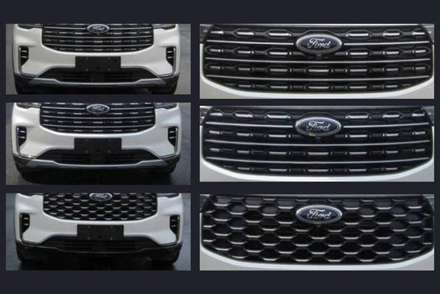 Đang cận kề ngày ra mắt tại Việt Nam, Ford Explorer thế hệ mới đã lộ bản nâng cấp lớn - ảnh 2