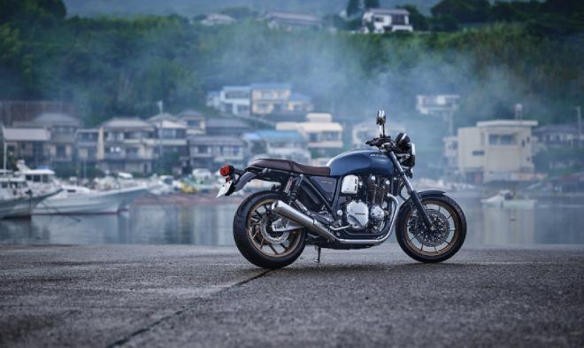 Phát mê siêu phẩm 2022 Honda CB1100 Final Edition giá từ 273 triệu đồng - ảnh 8