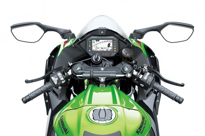 Mô tô thể thao Kawasaki Ninja ZX-6R 2022 ra mắt, giá 239 triệu đồng - ảnh 23