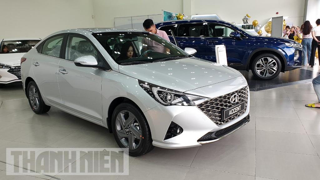 Doanh số Hyundai Accent bỏ xa Toyota Vios trong tháng 9 - ảnh 7