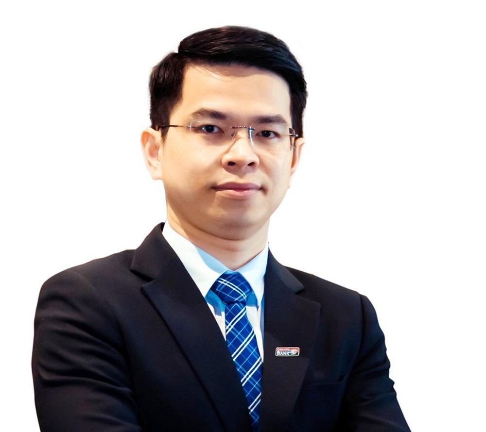 Kienlongbank bổ nhiệm Tổng giám đốc 8X - ảnh 1