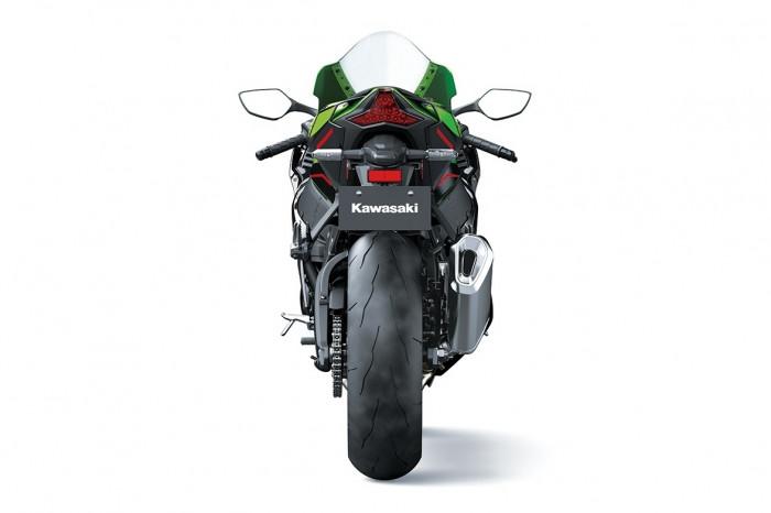 Mô tô thể thao Kawasaki Ninja ZX-6R 2022 ra mắt, giá 239 triệu đồng - ảnh 21