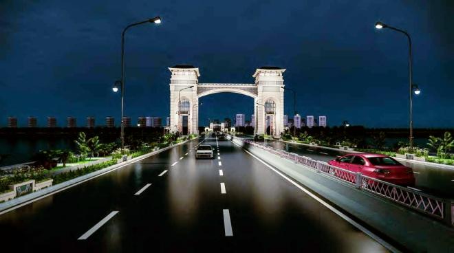 Từ cây cầu ''Xứ Đông Dương'' tới xu thế kiến trúc ham ''giả cổ'' - ảnh 3