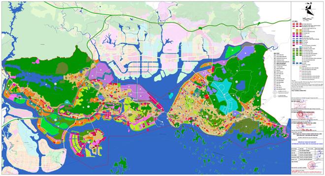 Hạ Long mở rộng diện tích gấp 5 lần, khu vực nào là tâm điểm mới? - ảnh 1