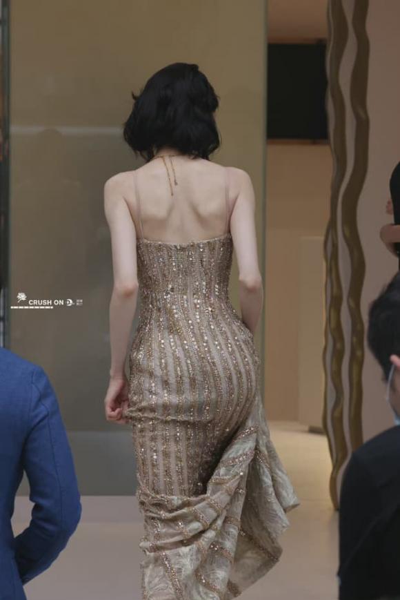 ''Mỹ nữ Tân Cương'' Địch Lệ Nhiệt Ba khoe vẻ đẹp nữ thần trên thảm đỏ, nhan sắc thế nào mà được so sánh với Phạm Băng Băng? - ảnh 11