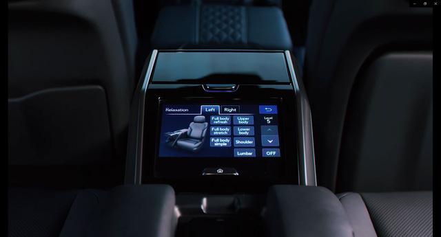 Ra mắt Lexus LX 600 thế hệ mới: Lột xác từ ngoài vào trong, phiên bản siêu sang cạnh tranh Mercedes-Maybach GLS 600 - ảnh 10