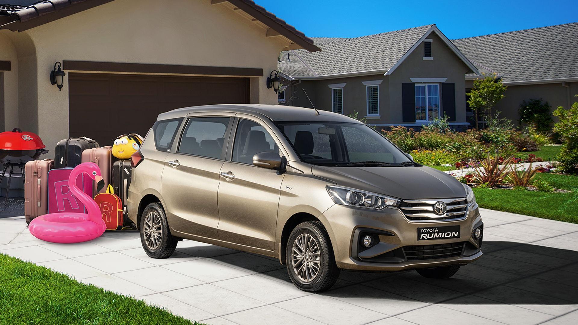 Toyota giới thiệu xe 7 chỗ mới tại Nam Phi - ảnh 1