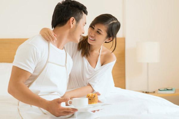 10 điều chứng tỏ bạn đã sở hữu được người chồng lý tưởng - ảnh 1