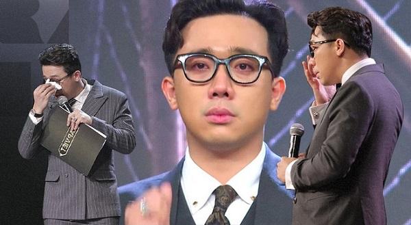 """Netizen bàn tán bộ râu của Trấn Thành tại Rap Việt: Trông như """"bác râu kẽm"""" trong Conan! - ảnh 9"""
