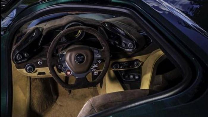 Siêu xe hàng hiếm lấy cảm hứng từ thiết kế của Ferrari - ảnh 6