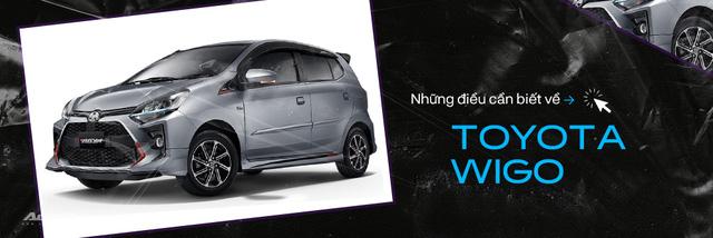 Toyota Wigo khuyến mại gần 50 triệu đồng tại đại lý, quyết đuổi Kia Morning sau khi tụt lại phía sau - ảnh 5