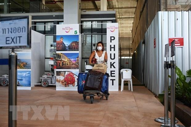Dịch COVID-19: Thái Lan miễn cách ly cho du khách nhập cảnh từ 5 nước - ảnh 1