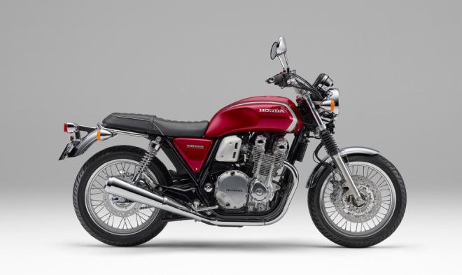 Phát mê siêu phẩm 2022 Honda CB1100 Final Edition giá từ 273 triệu đồng - ảnh 1