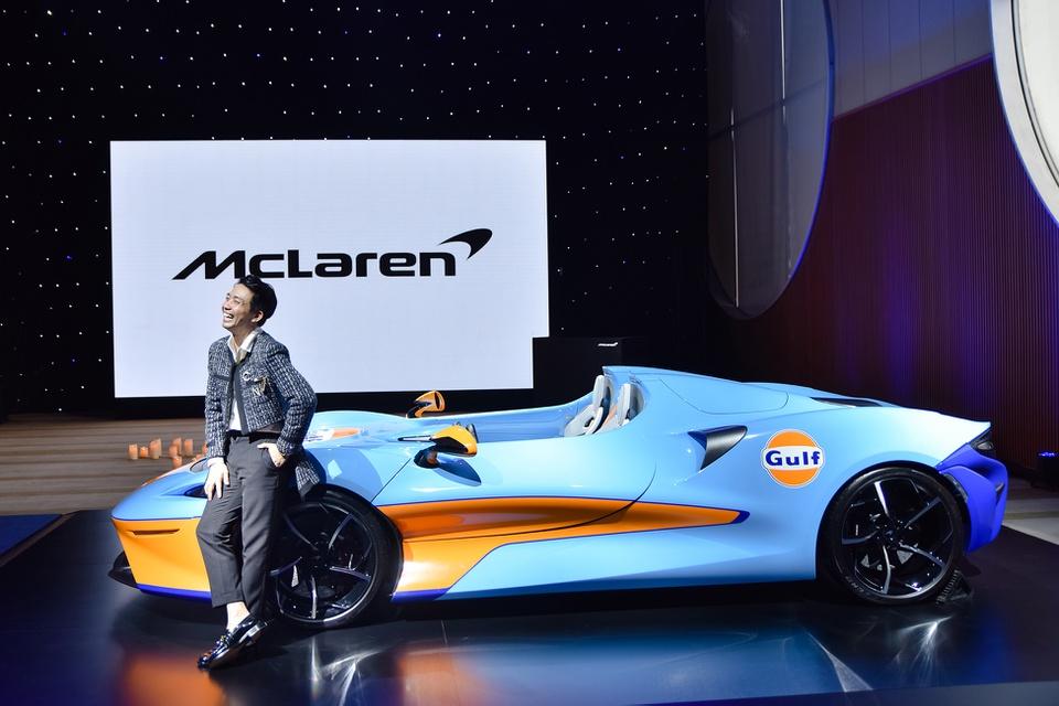McLaren Elva xuất hiện tại TP.HCM cùng Minh Nhựa - ảnh 2