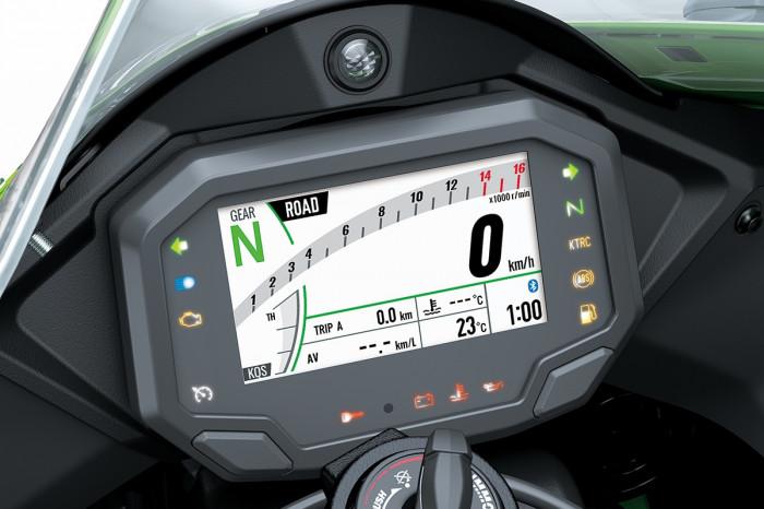 Mô tô thể thao Kawasaki Ninja ZX-6R 2022 ra mắt, giá 239 triệu đồng - ảnh 10