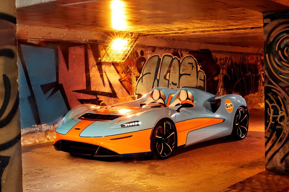 McLaren Elva xuất hiện tại TP.HCM cùng Minh Nhựa - ảnh 6