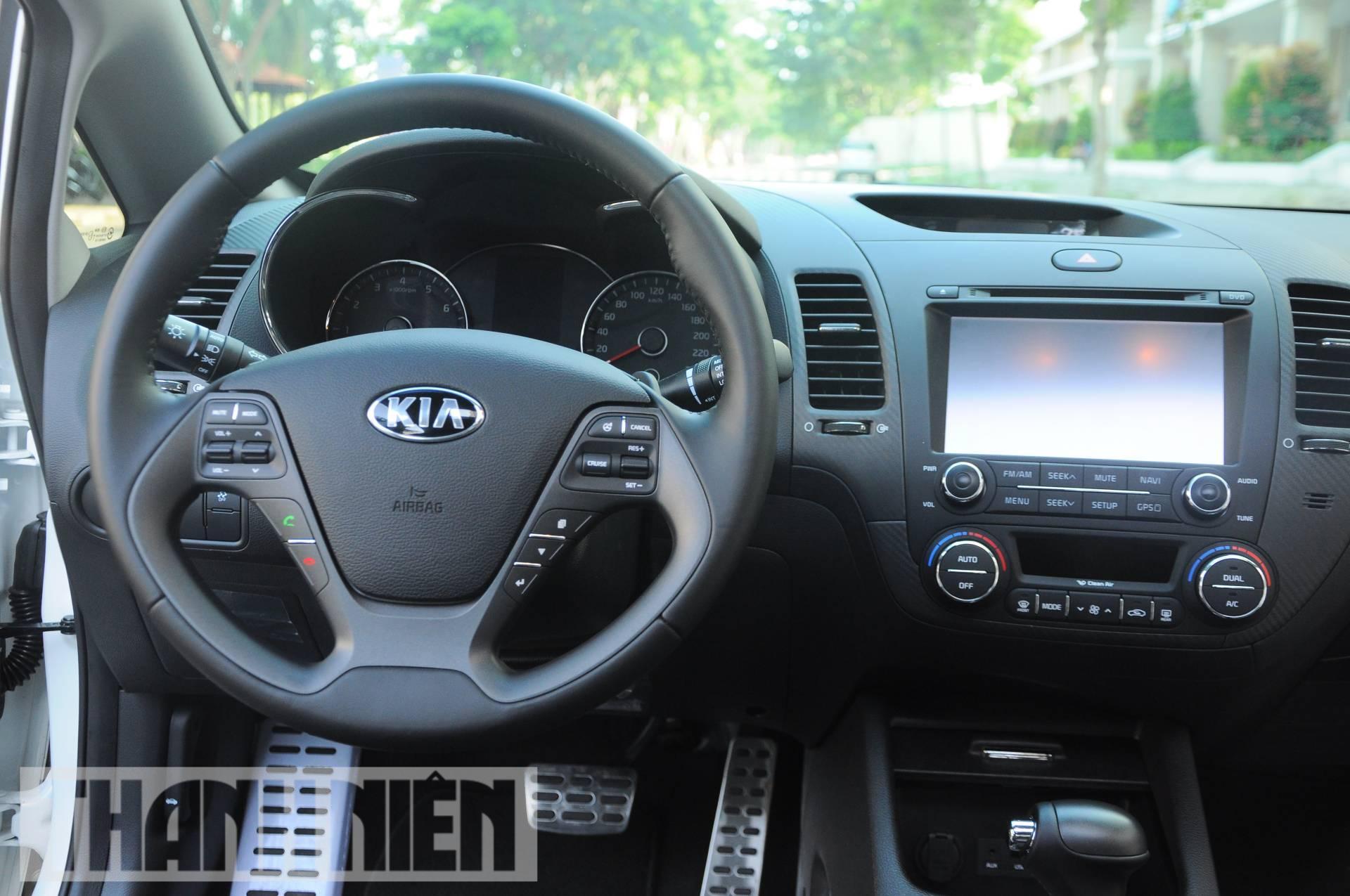 Chi tiết Kia K3 Premium giá 659 triệu đồng - ảnh 21
