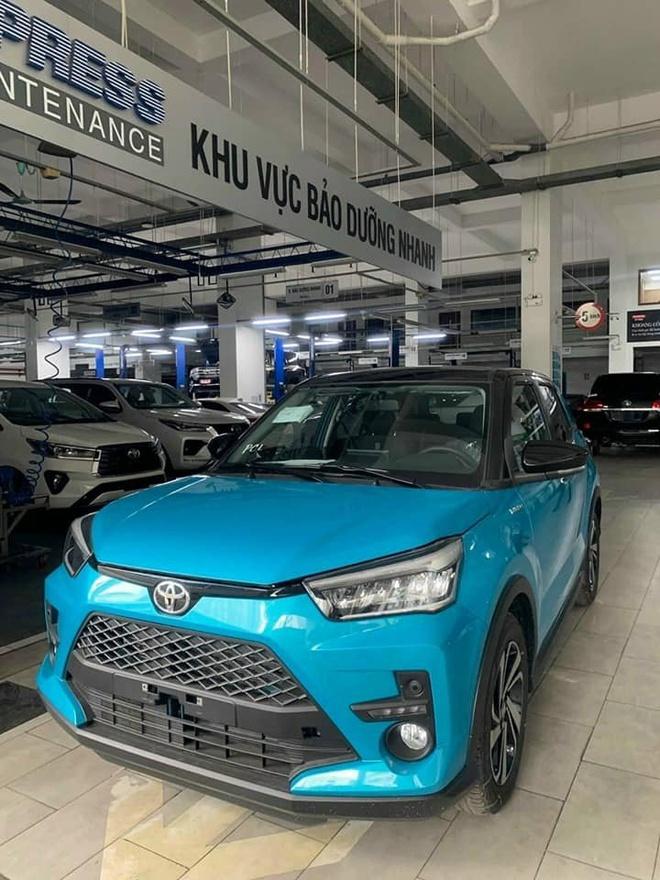 Đại lý chào giá Toyota Raize 530 triệu đồng - ảnh 6