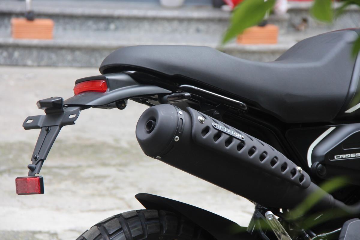 Brixton Mini 125 – đối thủ Honda MSX về Việt Nam - ảnh 10