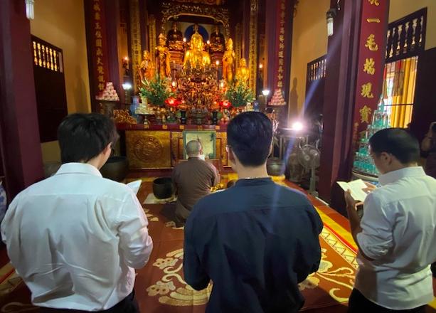 Xúc phạm Phật giáo, nhóm