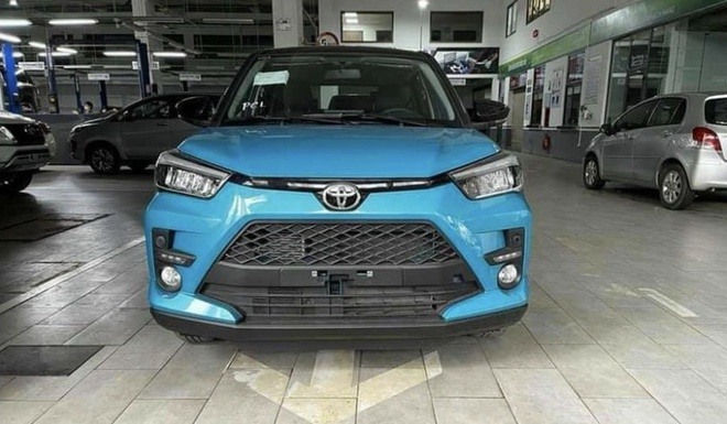 Đại lý chào giá Toyota Raize 530 triệu đồng - ảnh 2