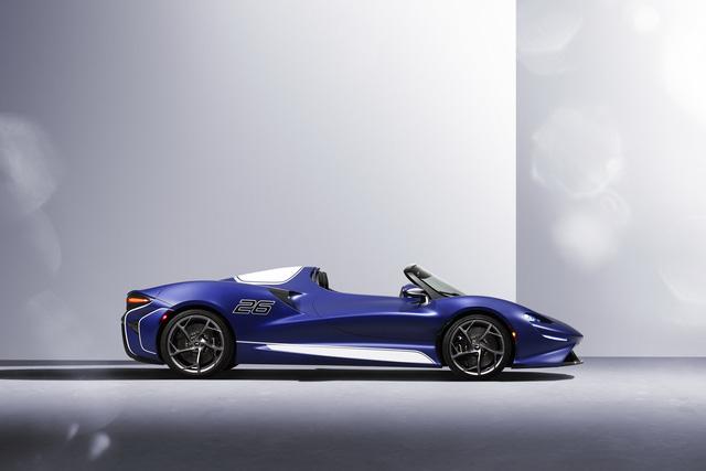 McLaren Elva xuất hiện tại TP.HCM cùng Minh Nhựa - ảnh 9