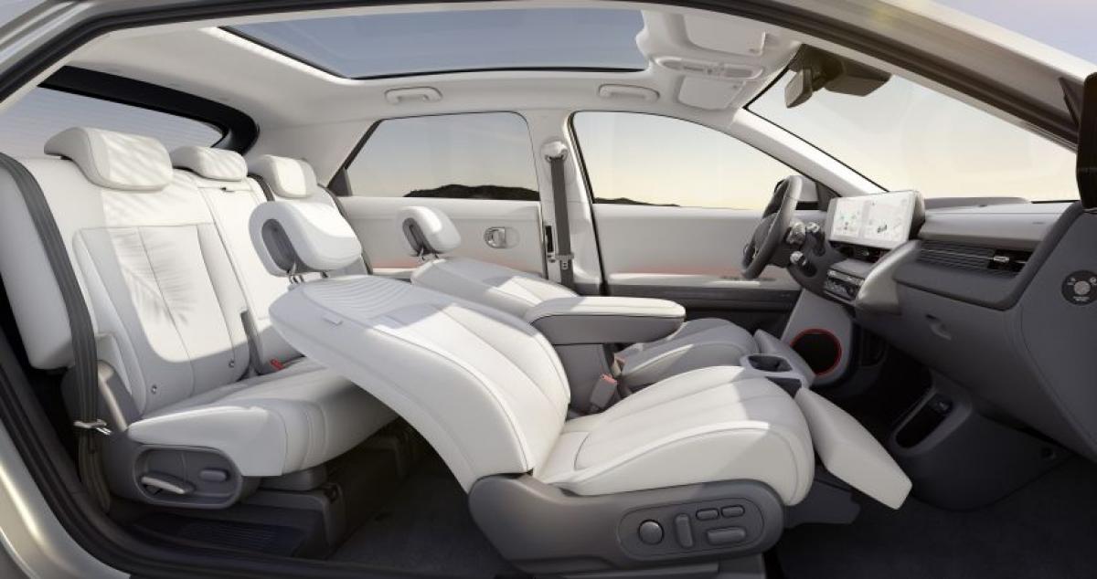 """Xe điện Hyundai Ioniq 5 """"cháy hàng"""" chỉ sau 2 tiếng mở bán tại Australia - ảnh 9"""