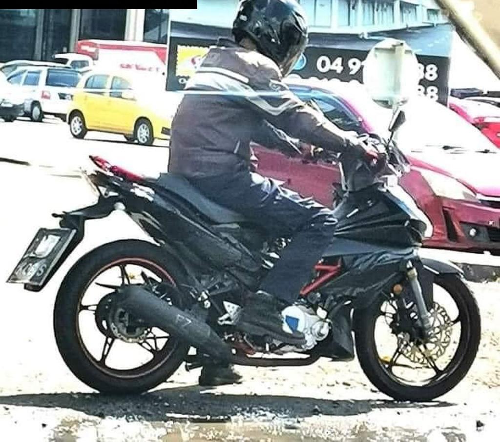 Hãng xe Malaysia bắt tay Kawasaki sản xuất xe côn tay đấu Yamaha Exciter - ảnh 2